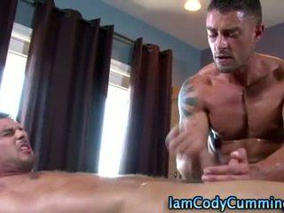 Cody Cummings jerk off cumshot