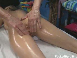 watch masseur great, blowjob most, great babe fun