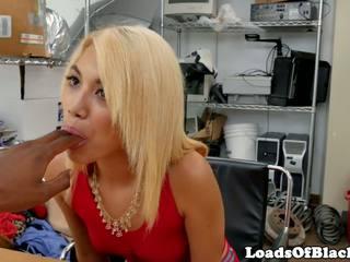 Petite amatør screwed av svart agent, hd porno d2