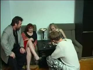 Group Family Fuck Son Daughter Mother and Father