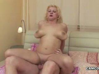 big boobs, doggystyle, european, cumshot