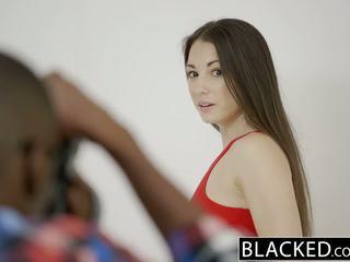 Blacked paauglys alexis rodriguez su tobulas šikna loves bbc