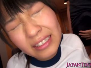 brunette, oral sex, squirting, japanese