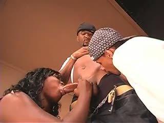 Black Bisexual Men With Black Woman