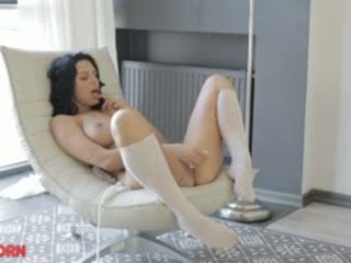 The Girl In This Hot Artistic Porn Video Feels Lonely