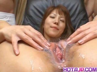 Arika Takarano Jp Babe gets Hard Fucking and Shows off