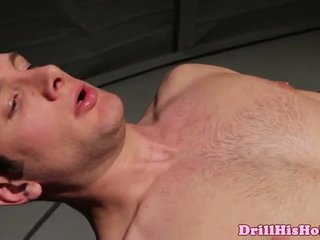 Spencer Fox pounds bottom b-tch