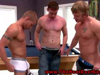 amateurs, gay, muscle