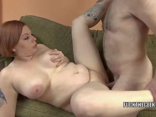 Busty Swinger Tiffany Blake Takes a Cock in Her Plump