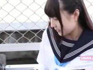 japonais, softcore, amateur, l'adolescence