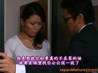Miki sato skutečný asijské beauty je a zralý part4