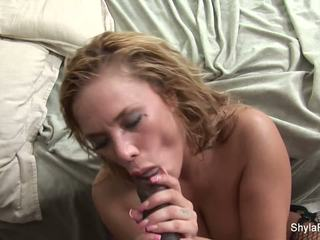 Busty Shyla Stylez Loves Taking Big Black Cock: HD Porn 31