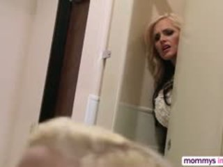 Stepmom Alena Want To Fuck So She Seduce