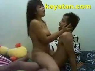 Swerte Ka Pinay Babe Wala Si Mama At Papa