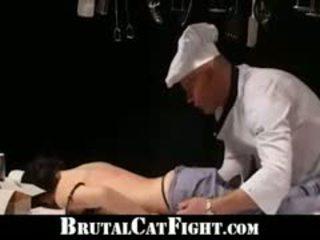 Looser Of The Catfight, The Winner Of Hardcore Fuck