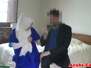 Arabic Habiba Throated then Doggystyled, Porn 57