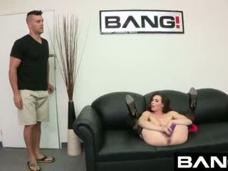 Casey calvert gets marked et used en exlusive bang! footage <span class=duration>- 10 min</span>