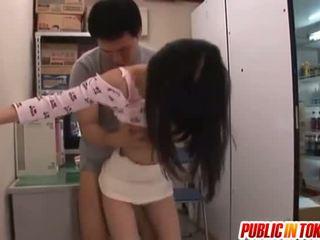 hardcore sexo, japonês, sexo em público, sexo grupal