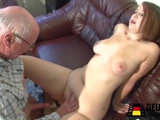 Jung MILF with the Old Men, Free Old MILF Porn 1c