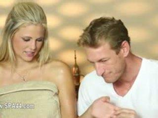babe, best massage nice, more blonde