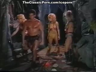 Barbara Dare, Nina Hartley, Erica Boyer In Classic Porn Clip