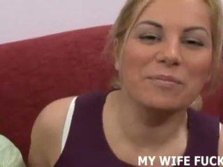 Minä aina fantasized noin being a slut vaimo