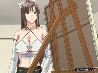 art, dessin animé, hentai, animation
