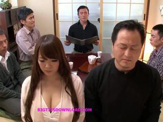 Asiatico grande tette sexy in posa, gratis giapponese porno essere
