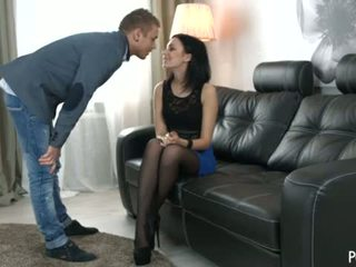 "Petite russian brunette Sheri Vi with her fuckbuddy <span class=""duration"">- 8 min</span>"