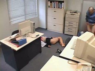 blowjob, sex, office