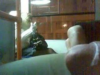 Masturbation Public Transport 25