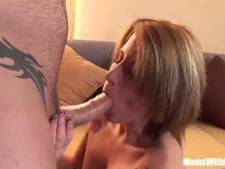 fucking, couch, cougar, old