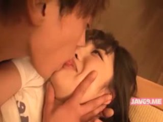 Adorable Horny Korean Babe Having Sex