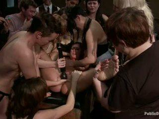 групов секс, lezdom, вибратори