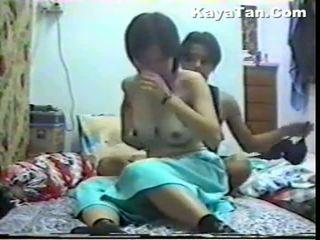 Malay Chinese Couple Sex Under Hidden ...
