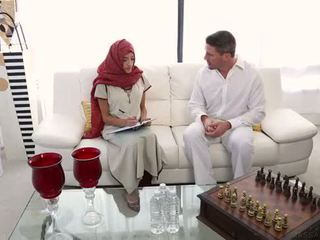 arab, massage, indisk