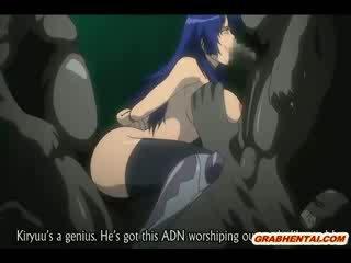 monsters, dessin animé, hentai