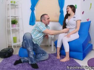 teens, shaved, defloration