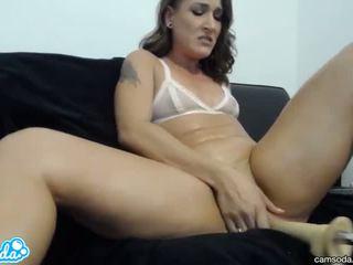 Аматьори charley taking огромен fuckbot чеп в тя част време лесбийки путка