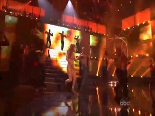 Jennifer Lopez Bends Over