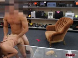 Sexy College Girl Lap Dance And Fucked With Pawnkeeper