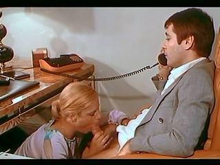 Soukromý secretarial services - 1980, volný porno ac