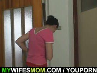 Oldie fucks jej córka s człowiek