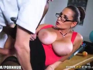 Brazzers - Hot Milf teacher Jane gets ...