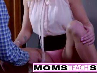 Momsteachsex - bemutató én tini lánya hogyan hogy szívás nagy fasz videó