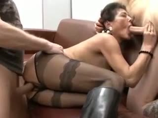 group sex, old+young, hairy
