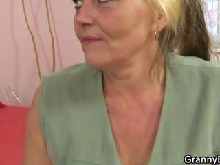πραγματικότητα, hardcore sex, γριά