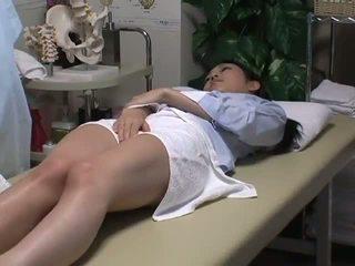 Spycam reluctant yüzme has eğlence ile the masseur