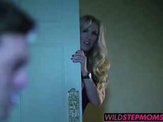 Ryans hot stepmom rebecca moore gives mia some bayan lessons
