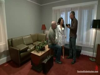 Asa Akira Acquires Her Feeble Asian Ass Fucked